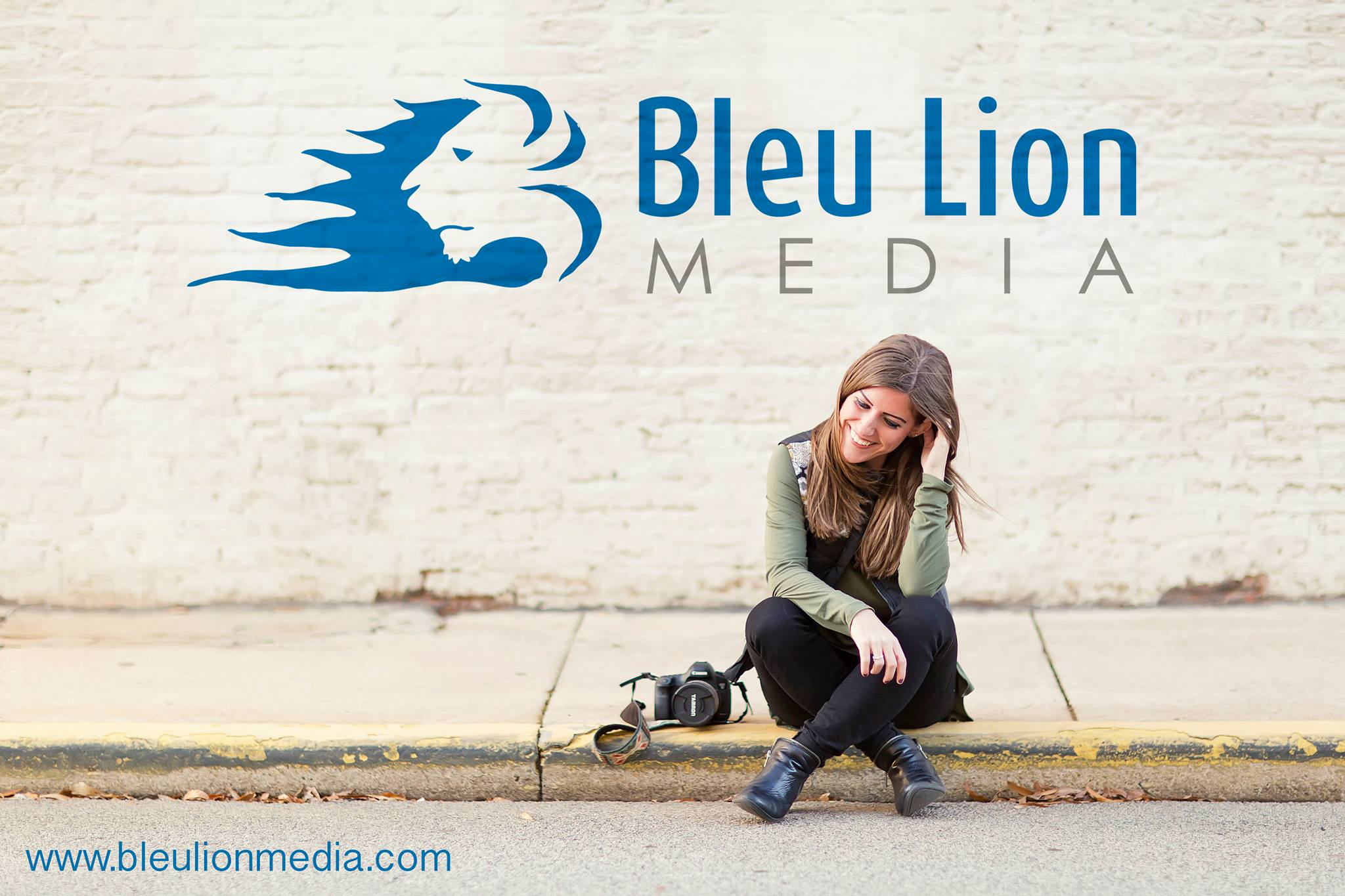 Girl Boss: Bleu Lion Media